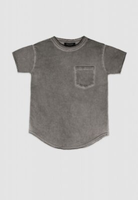 GREY WAVES T-SHIRT